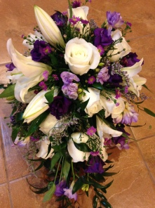 kats wedding bouquet